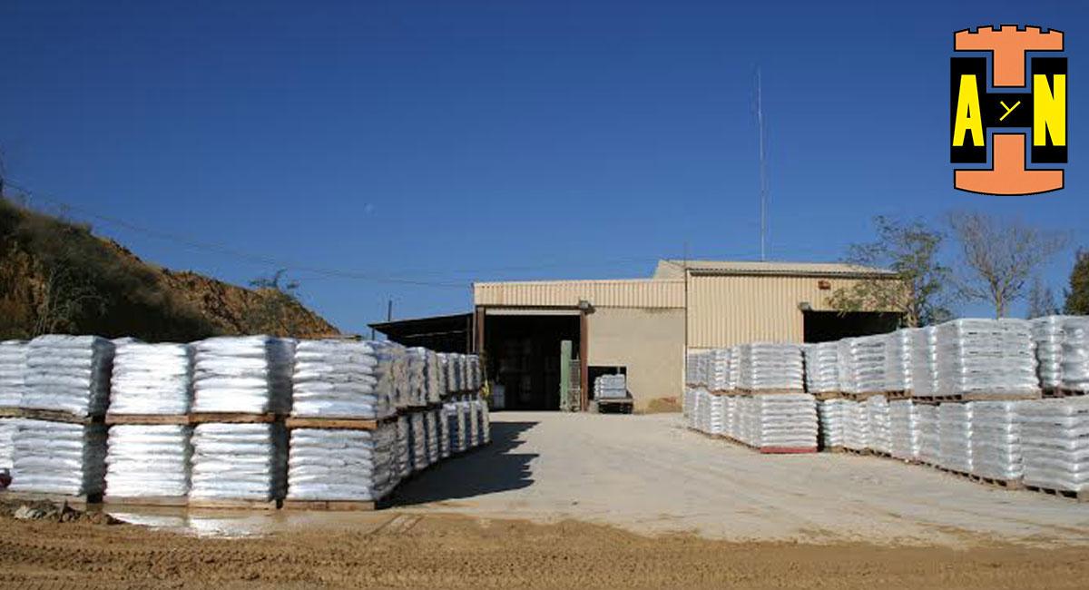 Envasadora de sacos de material de construcci n and jar - Material de construccion en valencia ...