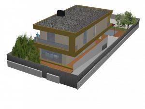 Construcción de viviendas y naves industriales