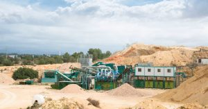 tratamiento de los residuos de construcción