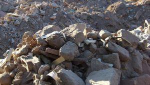 contenedores para escombro